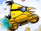 Angry Birds: Без Гравитации