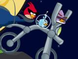 Злые Птички: Косм. Велосипед