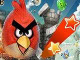 Пазлы Angry Birds