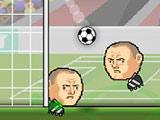 Футбол бошками играть на двоих