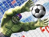 Футбол с Супергероями