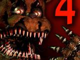 (ФНАФ4) 5 Ночей с Фредди 4