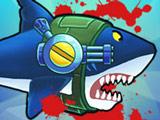 Пушечная Акула: Ужас Глубоких Вод