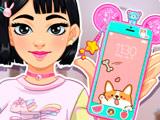 Кавайный Телефон Томоко