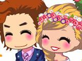 Аниме: Свадьба Чибиков