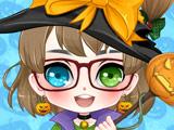 Аниме: Чиби Аватар на Хэллоуин