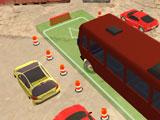 Экстремальная Парковка Автобуса