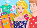 Весенний Отдых Барби и Кена
