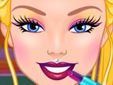 Губной Арт от Барби