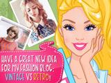 Барби: Винтаж или Ретро