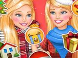 Барби Едет Домой на Новый Год