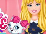 Барби и её Кошка Модницы