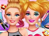 Барби: Макияж для Видео Блога