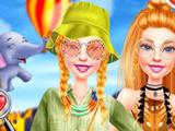 Барби Приключение в Сафари