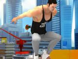 Паркур в Городе 3Д
