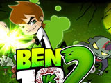 Бен 10 Против Зомби 2
