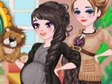 Одевалка: Будущие Мамы