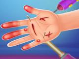 Больница: Доктор для Руки
