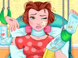 Принцесса Белль в Больнице