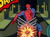 Человек Паук: Мощный Удар