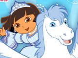 Даша и Снежная Принцесса