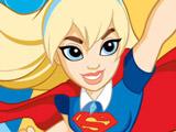 Супергерои: Одень Супергёрл