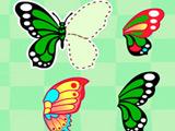 для Малышей: 5 Бабочек