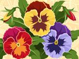 для Малышей: Букет Цветов