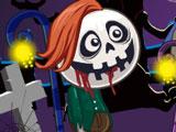 Домик на Хэллоуин