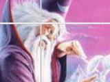 Пазл: Волшебник и Единороги