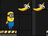 Миньон Собирает Бананы