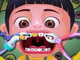 Агнес Лечит Зубы