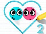 Влюблённые Шары 2