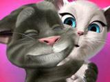 Говорящий Кот Том: Валентинка