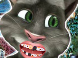 Кот Том у Стоматолога