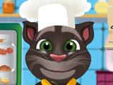 Говорящий Том в Классе Кулинарии