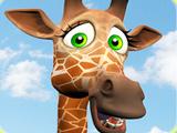 Говорящая Жирафа Джина