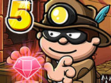Грабитель Боб 5: Храм