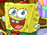 Спанч Боб в Магазине Игрушек