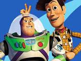 История Игрушек: Паззл Вуди и Базза