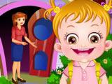 Хейзел в Детском Саду