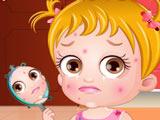 Малышка Хейзел Проблемы с Кожей