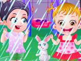 Малышка Хейзел: Первый Дождь