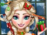 Новогодние Прически Эльзы