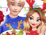 Рождество Эльзы и Джека