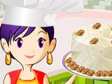 Морковный Торт: Кухня Сары