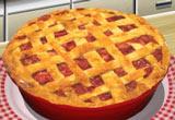 Пирог с Ревеня: Кухня Сары