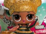 Куклы Лол: Пазл Пчёлка