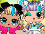 Куклы Лол Сюрприз: Вско Герл