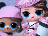 Пазл Куклы Лол: Фигуристка и Пош